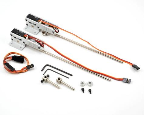 E-Flite 25 - 46 85 Degree Main Electric Retracts EFLG310