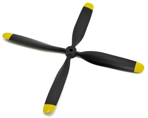 E-Flite Propeller 4 Blade 10.5 x 8 P-51D 1.2m EFLP105084BL