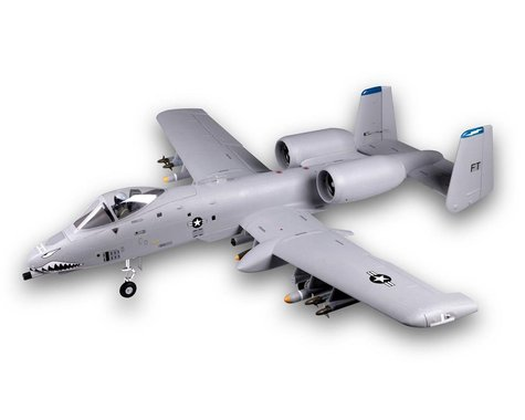 FMS A-10 Thunderbolt II Plug-N-Play Electric Ducted Fan Jet Airplane (1500mm)