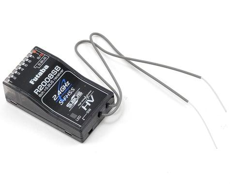 Futaba R2008SB 8-Ch 2.4GHz S-FHSS Receiver FUT01102242-3