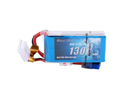Gens ACE 1300mAh 11.1V 45C Lipo Battery with EC3 Plug GA-B-45C-1300-3S1P-EC3