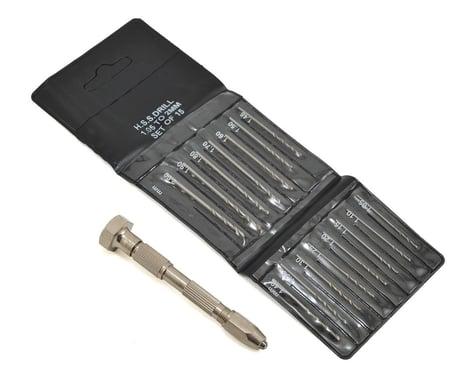 "GMK Supply ""Hole Thing"" - Metric Shock Piston Drill Set"