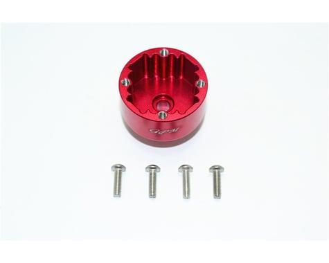 GPM Racing Arrma Aluminum Front/Rear Diff Case - Senton 6S, Typhon 6S, Outcast