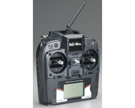 Heli-Max TX450 Transmitter Novus 200 FP HMXJ2023