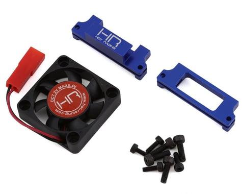 Hot Racing Velineon VXL-3 ESC Heat Sink with Fan HRAESC303T06