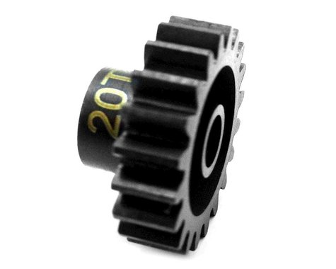Hot Racing 20T Steel Mod 1 Pinion Gear 5mm HRANSG20M1