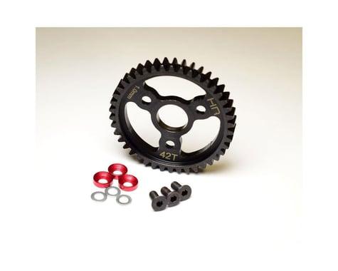 Hot Racing Heavy Duty Steel Spur Gear 42T 1.0m HRASRVO442