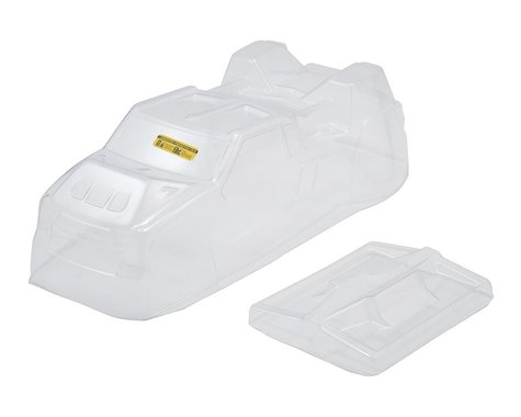 JConcepts T6.1 F2 Finnisher Clear Body with Spoiler JCO0355