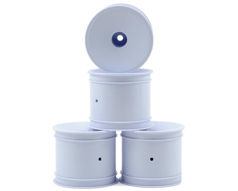 JConcepts Mono T4.1 12mm Hex Front/Rear Wheel White (4) JCO3354W