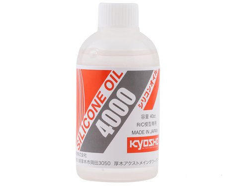 Kyosho Silicone Differential Oil (40cc) (4,000cst)