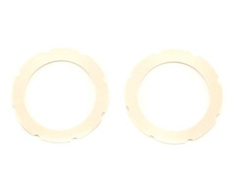 Kyosho Dual Slipper Sheet (White) (2)