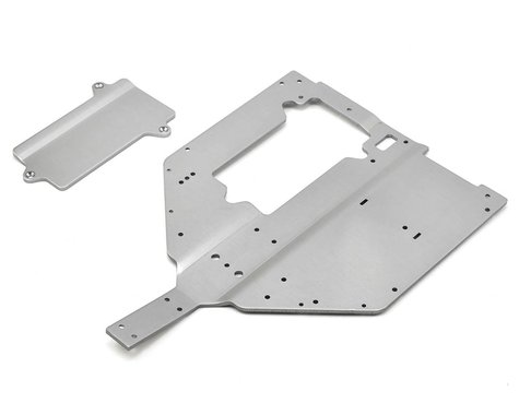 Losi Baja Rey Chassis Plate & Motor Cover Plate LOS231010