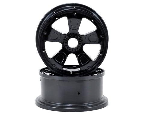 Losi Wheel/Beadlock Desert Buggy 4WD XL (2) LOS45005