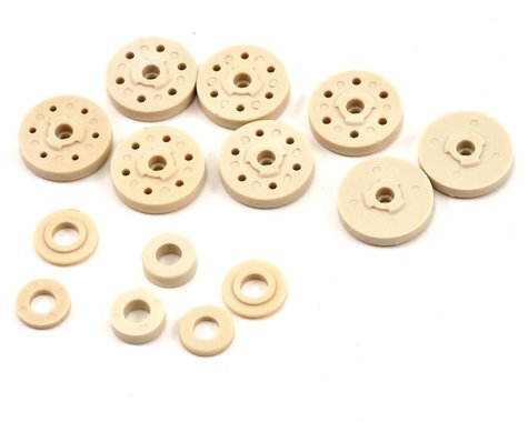 Losi Shock Piston and Guide Set at 15mm 8B 8T LOSA5440