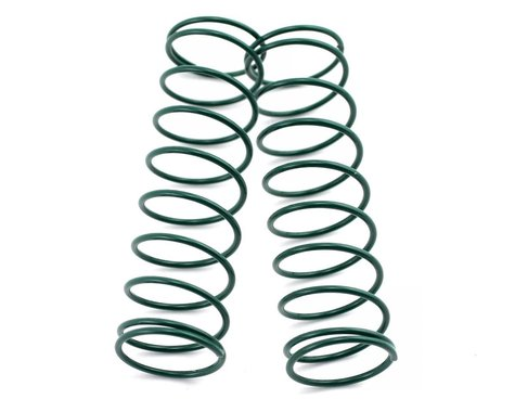 Losi Shock Spring 15mm 3.1x3.1in Rate Green 8IGHT LOSA5458