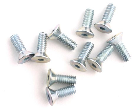 Losi Flat Head Screws 5-40x3/8 (10) LOSA6270