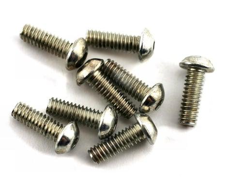 Losi Button Head Screws 5-40x3/8 (8) LOSA6277