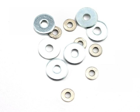 Losi Washers 3.6x10mm LST LST2 (6) LOSA6355
