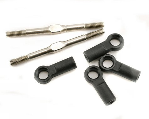 Losi Turnbuckles 4mmx60mm with Ends 8B LOSA6542