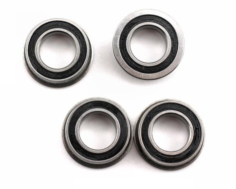 Losi Ball Bearings Flanged Rubber Seal 8x14x4mm (2) LOSA6948