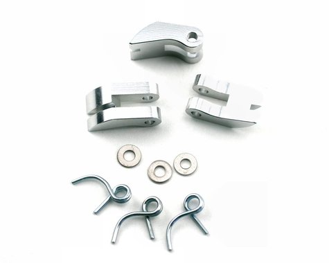 Losi Clutch Shoe and Spring Set Aluminum (3) LOSB3323