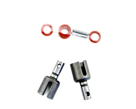 Losi Diff Outdrive Set Front Rear LST Aftershock LOSB3540