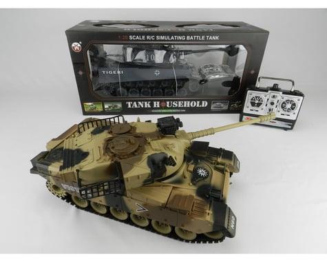 Lightning Hobby 17 in. USA M60 R/C Tank LSHYH4101B-13