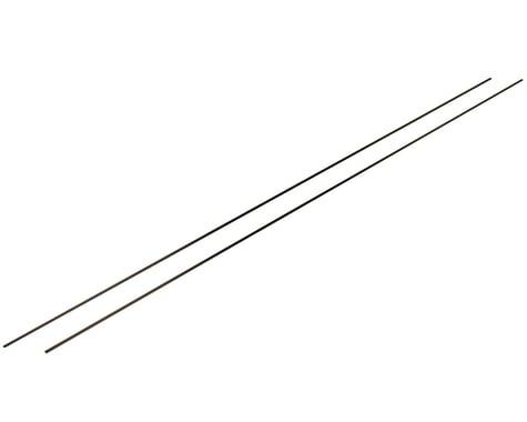 """Midwest Carbon Fiber Rod .040 24"""" (2) MID5702"""