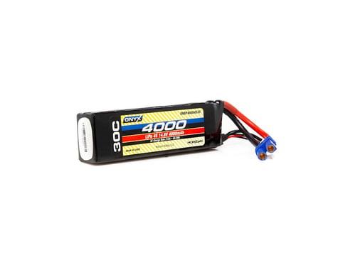 Onyx 4000mAh 4S 14.8V 30C LiPo EC5 Battery ONXP40004S30