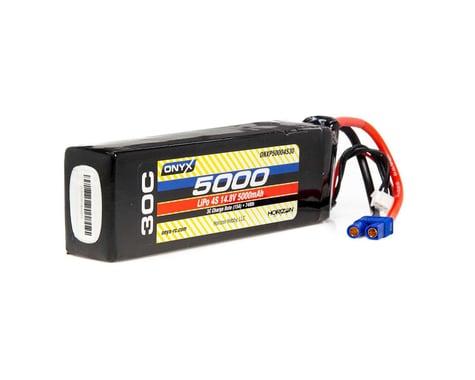 Onyx 5000mAh 4S 14.8V 30C LiPo EC3 Battery ONXP50004S30