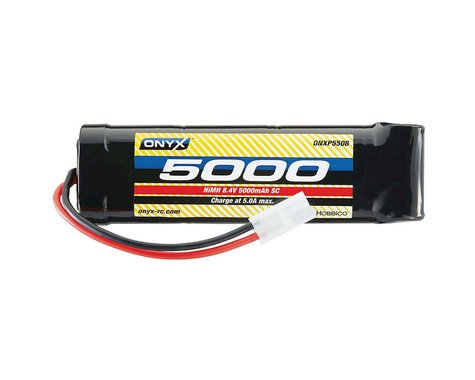 Onyx NiMH 8.4V 5000mAh Sub-C Stick Standard Plug ONXP5513