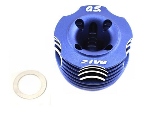 O.S. Engines 21VG Heat Sink Head OSMG5023
