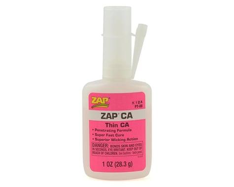 Zap Adhesives Zap CA Glue 1 oz PAAPT08