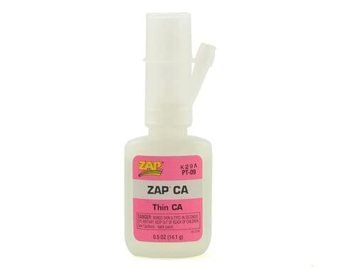 Zap Adhesives PT09 Zap CA Glue 1/2 oz PAAPT09