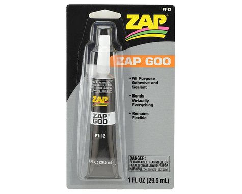 Zap Adhesives PT12 Zap A Dap A Goo II 1 oz PAAPT12