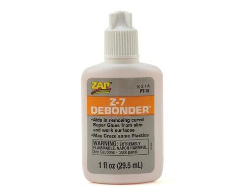 Zap Adhesives Z7 DeBonder 1 oz PAAPT16