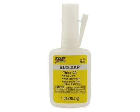 Zap Adhesives Slow Zap CA Glue 1 oz PAAPT20