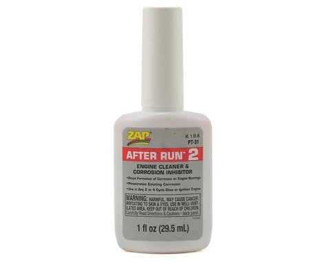 Zap Adhesives After Run Engine Oil 1 oz PAAPT31