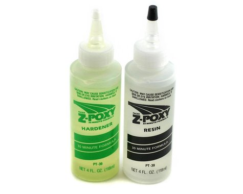 Zap Adhesives PT39 Z-Poxy 30 Minute 8 oz PAAPT39