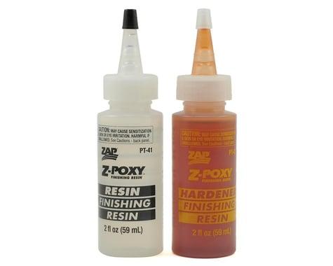 Zap Z-Poxy Finishing Resin 4OZ PAAPT41