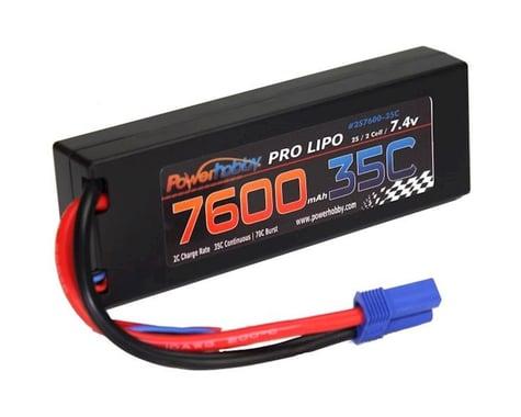 Power Hobby 7600mAh 7.4V 2S 35C LiPo Battery with EC5 PHB2S760035CEC5HCS
