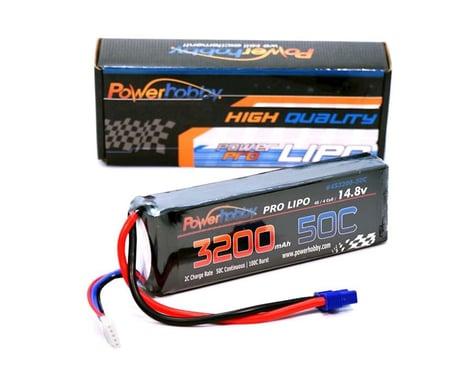 Power Hobby 4S 14.8V 3200MAH 50C LiPo Battery with EC3 PHB4S320050EC3
