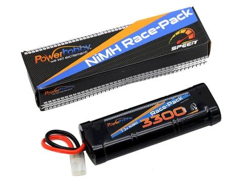 Power Hobby 7.2V 6-Cell 3300mAh NiMH Flat Battery Pack with Tamiya Plug PHBPH1501
