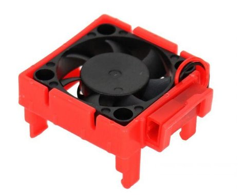Power Hobby Traxxas Velineon VLX-3 Cooling Fan Red PHBPH3000RED