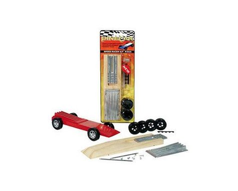 PineCar Speed Racer Kit PINP3935
