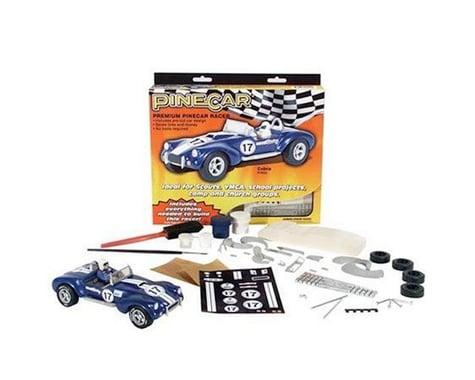 PineCar Blue Venom Premium PineCar Racer Kit PINP3950