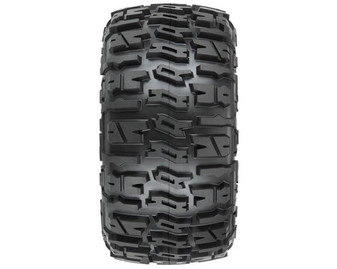 """Pro Line Trencher LP 3.8"""" Front or Rear Tires on Raid 8x32 Wheels PRO1017510"""
