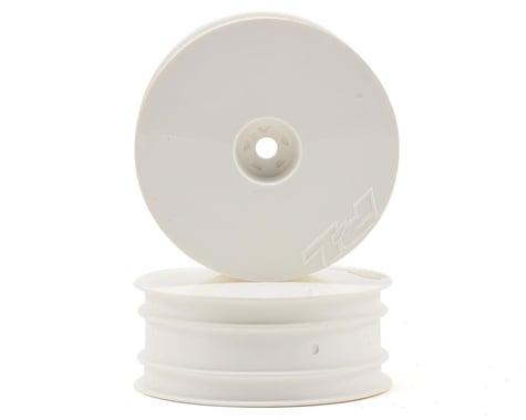 Pro-Line Velocity 2.2 Hex Fr White Wheels (2) w/12mm Hex PRO273504