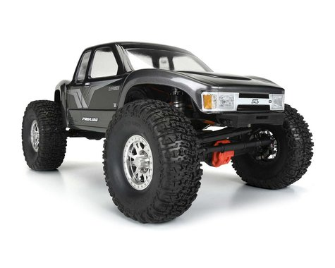 Pro Line 1/10 Cliffhanger High Performance Clear Body PRO356600