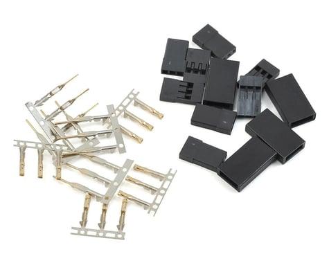 ProTek RC JR Style Servo Connectors (4 Pair)